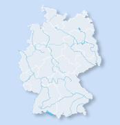 Urlaub in Deutschland - Kartensuche