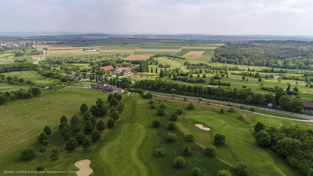 Golfclub Domäne Niederreutin GmbH