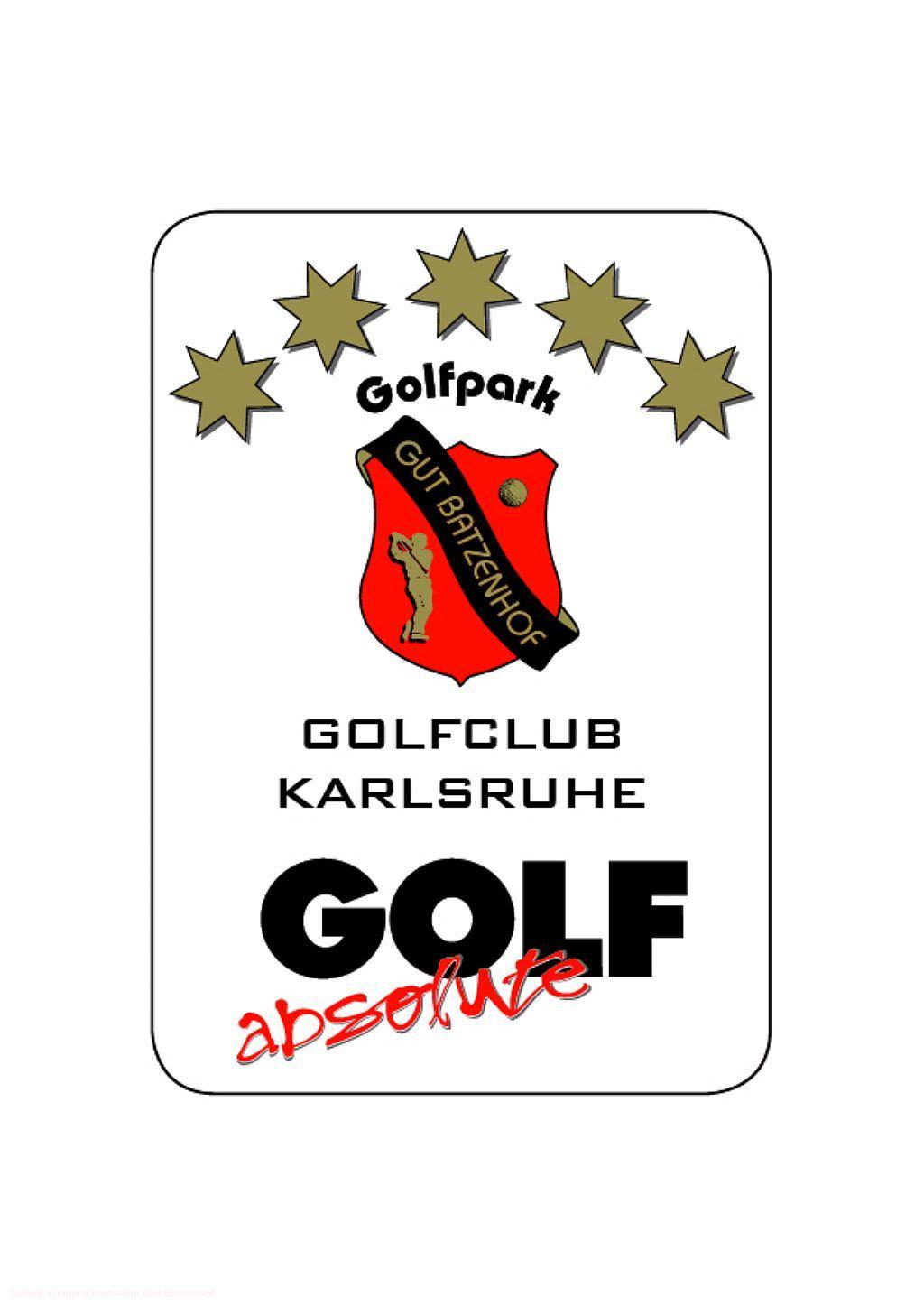 Logo_Golfpark Karlsruhe Gut Batzenhof