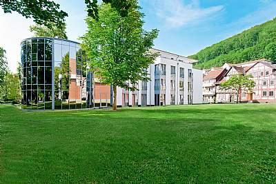 Au�enansicht - EKKOs Kultur- und Tagungshotel - Bad Sooden-Allendorf