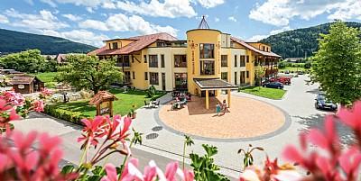 Außenansicht - Hotel Gasthaus Mosers Blume - Haslach im Kinzigtal