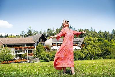 Urlaubsparadies - Hotel Grüner Wald - Freudenstadt