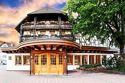 - Hotel-Restaurant Lamm - Baiersbronn