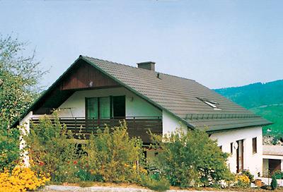 Außenansicht - Ferienwohnung Balbach - Murrhardt