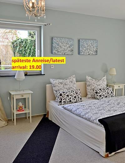 Schlafzimmer - Ferienwohnung am Schlossberg - Hofheim am Taunus
