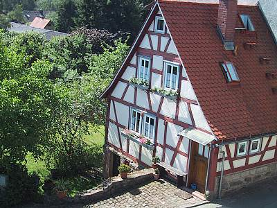 Odenwälder Kleinhaus, Ferienhaus, Schulbuckel 5, 6 - Odenwälder Kleinhaus - Michelstadt