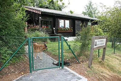 Außenansicht - Vogelsberg Ferienhaus Kölzenhain - Ulrichstein
