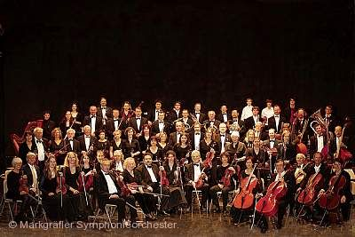 Markgräfler Symphonieorchester.