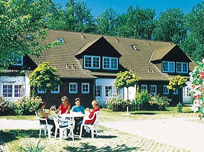 Außenansicht - Hotel Silbersee GbR - Frielendorf