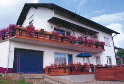 Außenansicht - Haus Waldeck - Wald-Michelbach