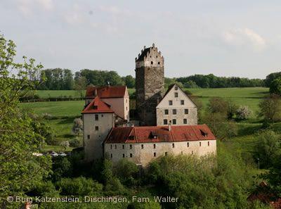 Burg Katzenstein Historischer Markt Burg Katzenstein. Historischer Markt Burg Katzenstein.