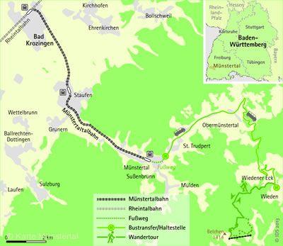 Höhenmeter Karte.400 Höhenmeter Natur Pur Tour Zum Belchen