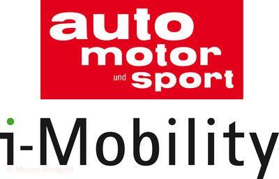 "Logo ""auto motor und sport i-Mobility""."