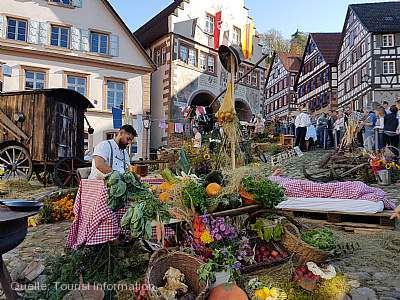Bauernmarkt Schiltach