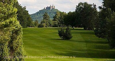 Blick auf die Burg Hohenzollern_GC Hechingen