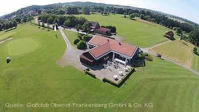 Clubhaus_GC Oberrot-Frankenberg