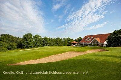 Clubhaus_Golf- und Landclub Schloss Liebenstein