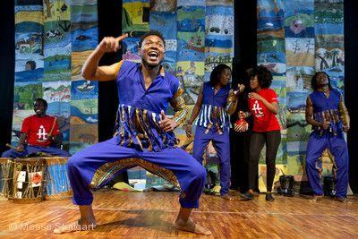 Fair Handeln 2015: Africa Moves: Das Hope Theatre Nairobi rockt mit afrikanischem Beat.
