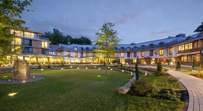 Außenansicht - Dorint Thermenhotel - Gesundheitsresort Freiburg - Freiburg im Breisgau