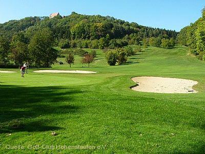 Golfen bei den Staufern_GC Hohenstaufen