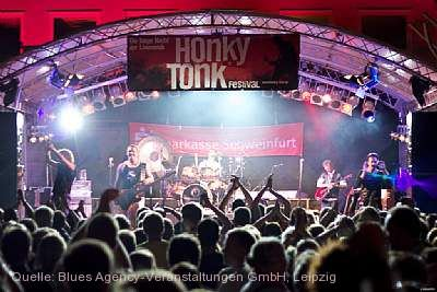 Honky Tonk Veranstaltung
