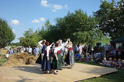Museumsfest in Hohenstein