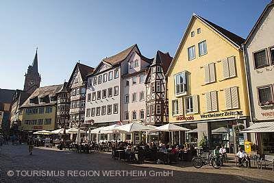 Wertheimer Altstadt