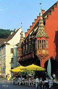 Freiburg im Breisgau, Historisches Kaufhaus.