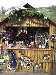 Nikolausmarkt in Gernsbach-Staufenberg.
