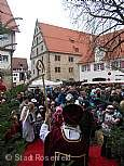 Rosenfelder Weihnachtsmarkt.