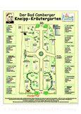 Plan Kräutergarten