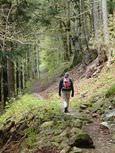 Wanderer Belchen © VUD Medien GmbH, Foto: Saskia Klima