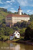 Schloss Horneck. © Stadt Gundelsheim