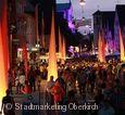 Oberkirch leuchet - Innenstadt.