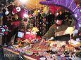 Stand auf dem Weihnachtsmarkt Tübingen.