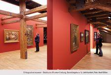 Augustinermuseum, Gemäldegalerie 19. Jahrhundert