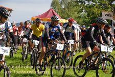 Bikemax Mountainbike Marathon, Siedelsbrunn.