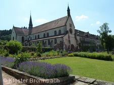 Kloster Bronnbach, Klosterkirche.