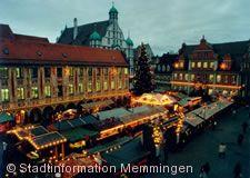 Christkindlesmarkt.