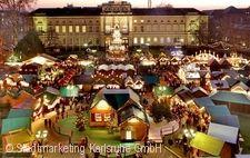 Christkindlesmarkt Karlsruhe.