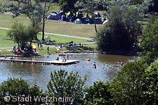 Aichstrutsee in Welzheim