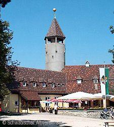 Burg Teck, Owen
