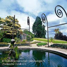 Garten Schloss Fachsenfeld