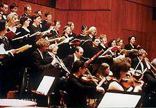 Konzert anlässlich der Bachakademie.