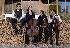 Rosamunde Quartett.