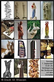 Bildhauer Symposium.