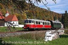 Schwäbische Alb-Bahn