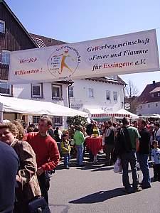 Essinger Ostermarkt.