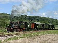 Historische Dampfeisenbahn