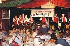 Schussenrieder Josefstag.